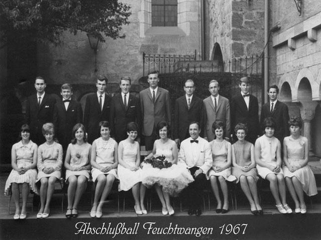Abschlussball 1960 Safari b neu